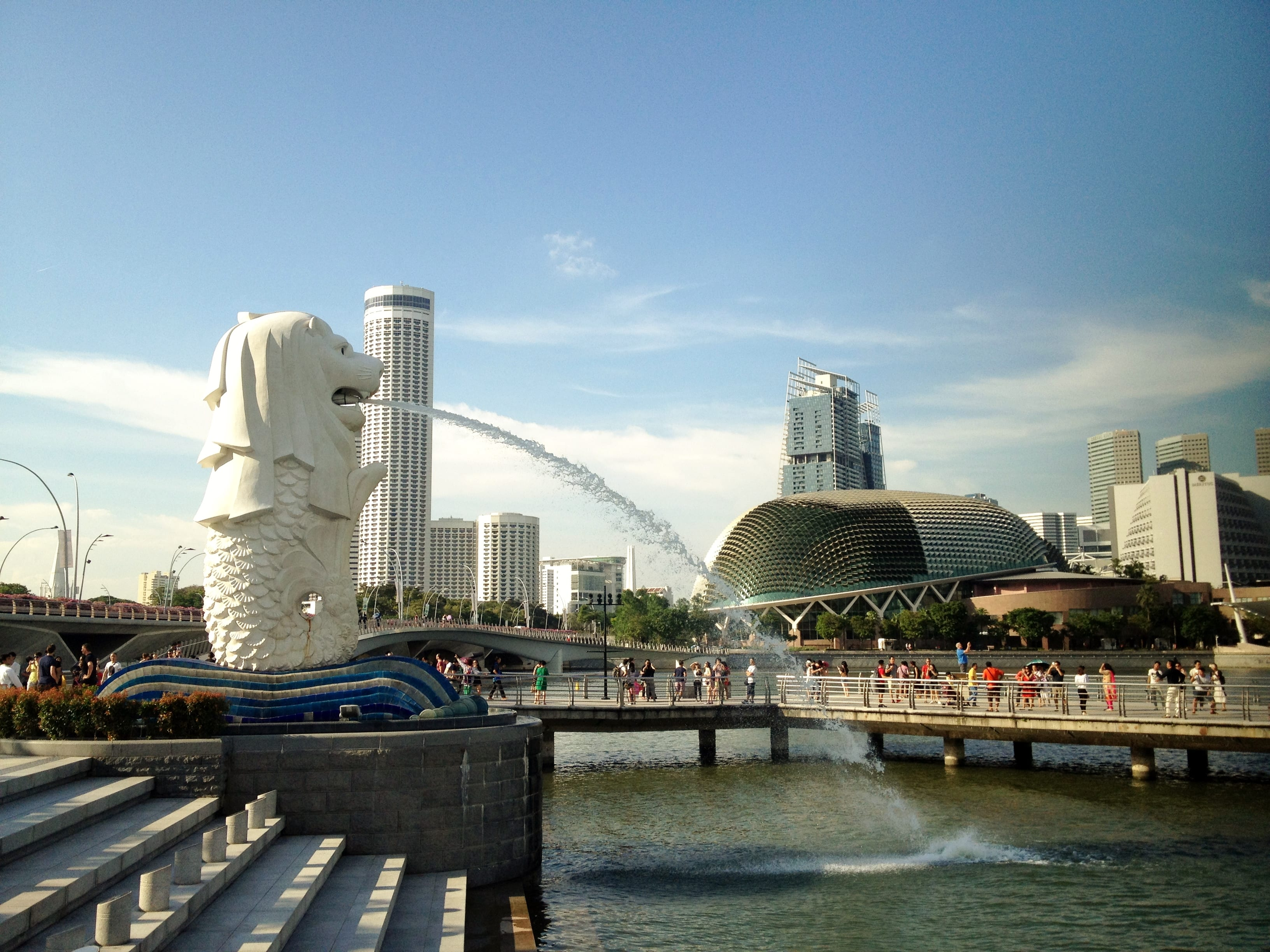 Adventures in Singapore: Part 1